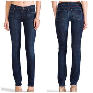COH Ava Classic Straight Leg Jeans 26 L1067